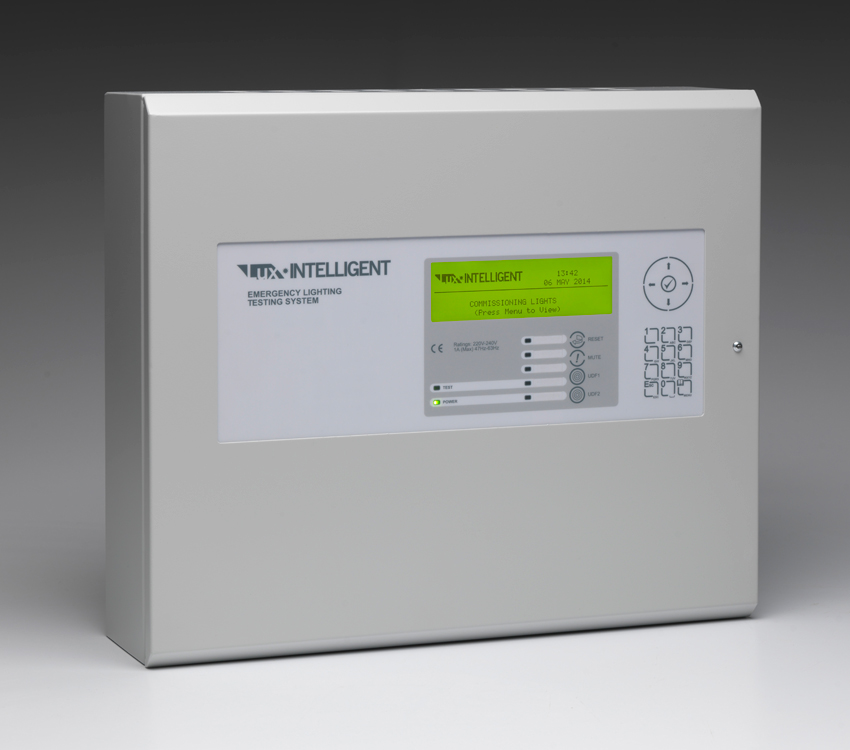 The High Performance Emergency Lighting Test Panel - Lux Intelligent